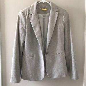 Gray XS casual blazer